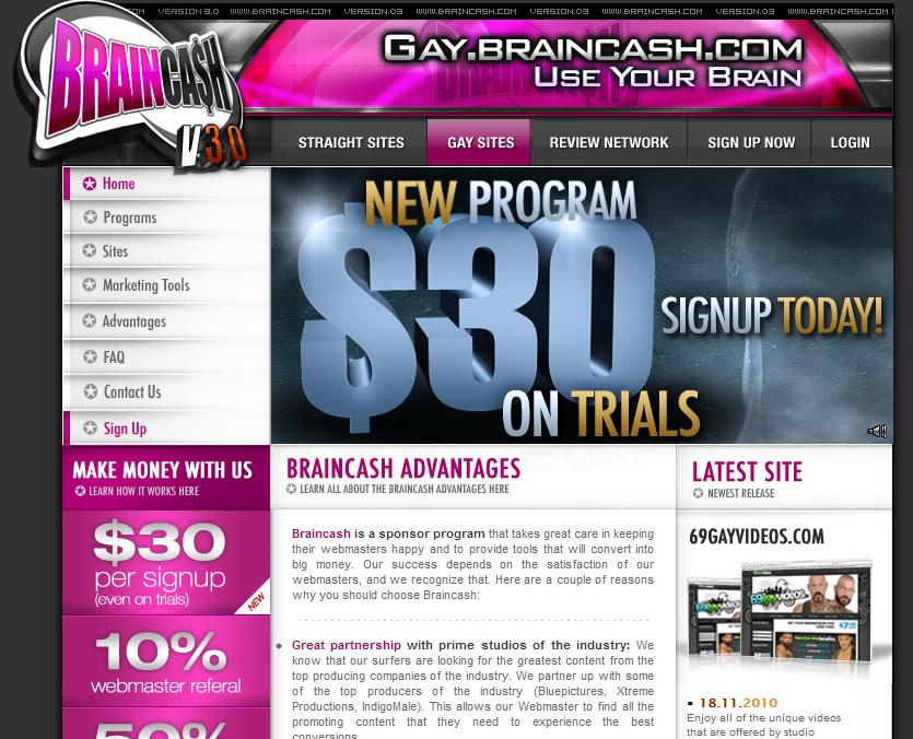 brain cash Brain Cash Affiliate Review