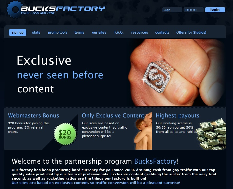 bucks factory Bucks Factory Affiliate Review