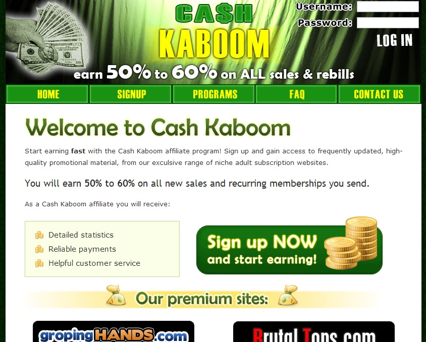 cash kaboom Cash Kaboom Affiliate Review