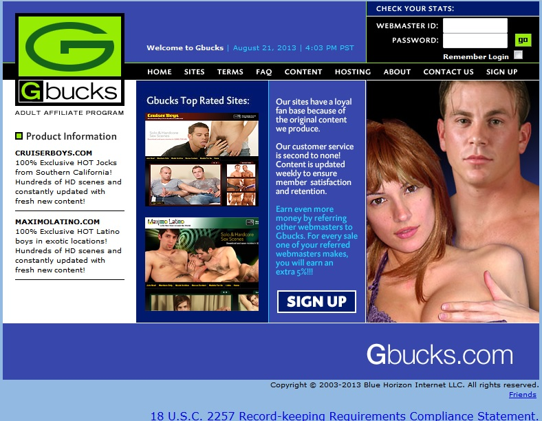 gbucks Gbucks Affiliate Review